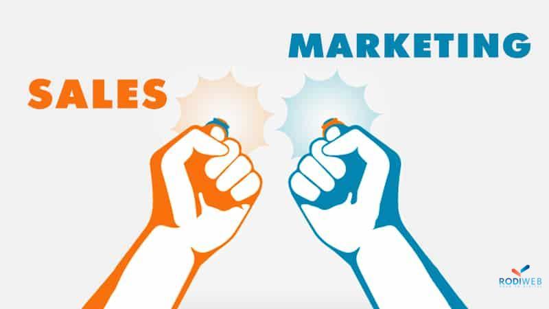 Sales và quảng cáo